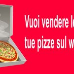 Pizzeria on-line